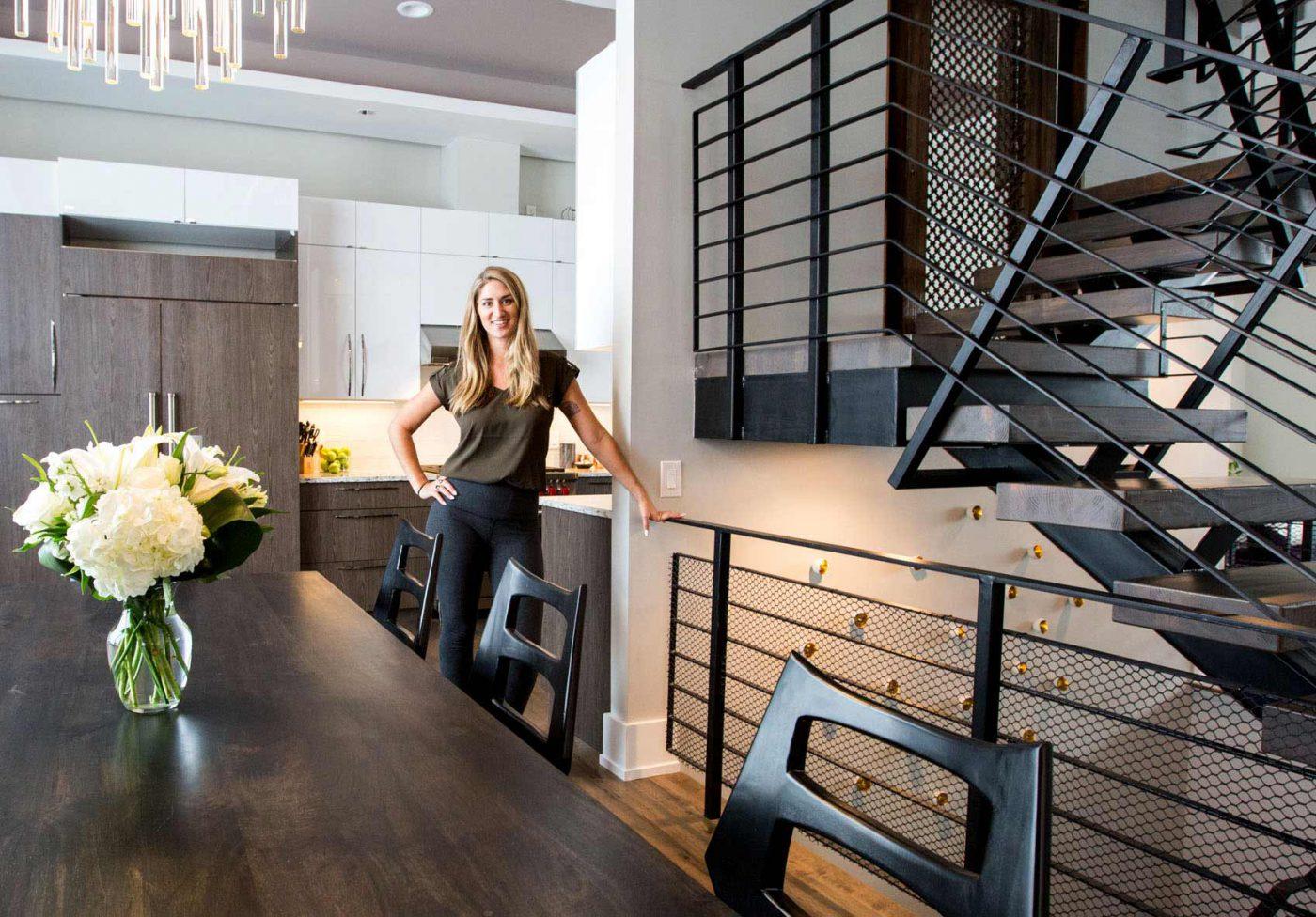 philadelphia row home interior design living room layouts
