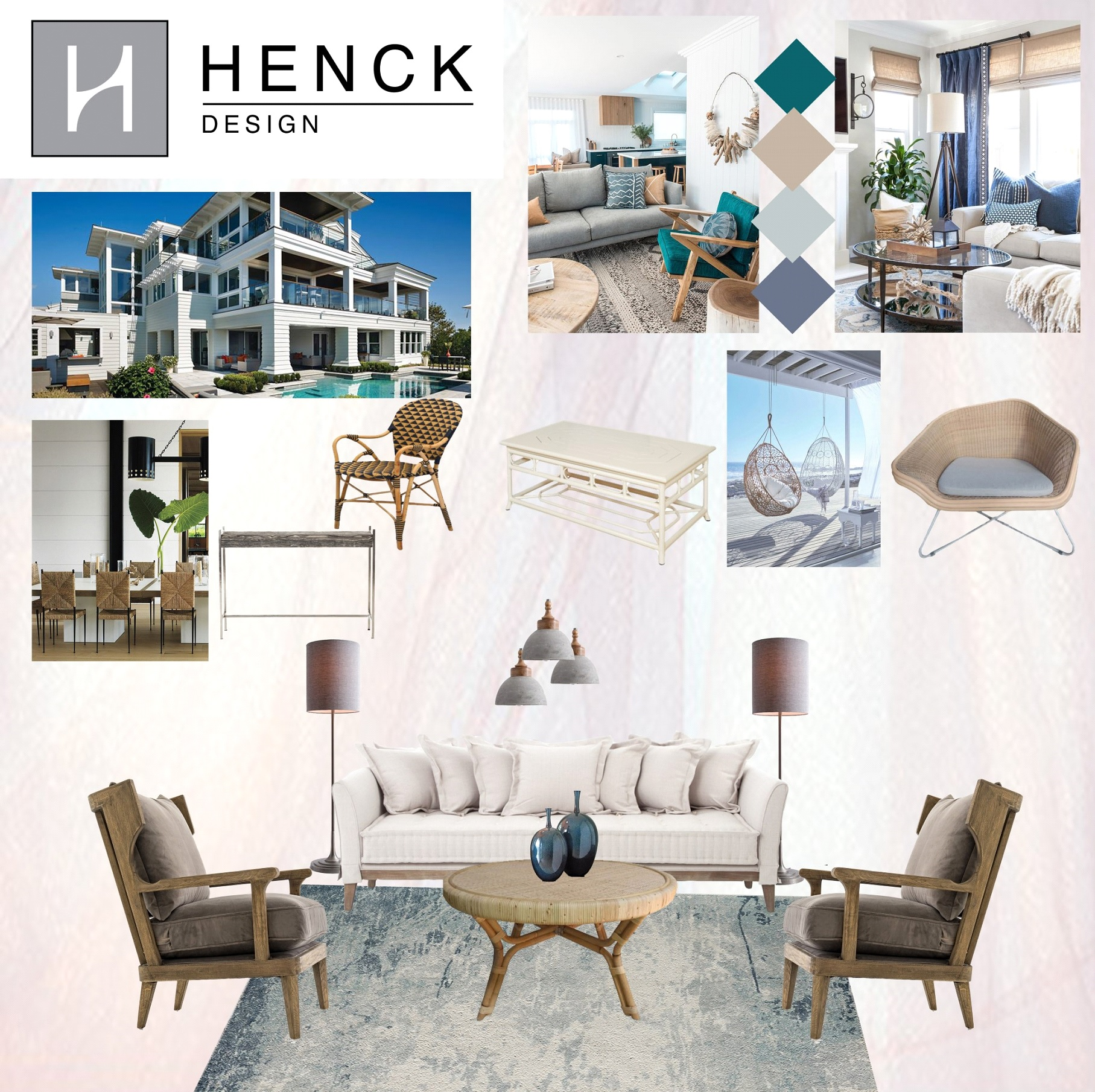Vacation Homes, Whether Located In Stone Harbor, Avalon, Or Longport  Require A Fresh Interior Design That Implies Seashells, Sun Glasses, And  (true To The ...